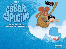 couverture de CÉSAR ET CAPUCINE 2