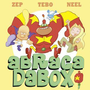couverture pour le livret de l'ABRACADABOX