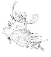 spider-man vs cap-america