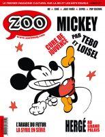 couv pour le magazine ZOO